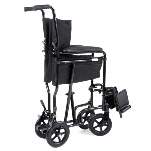 Aluminium Travel Chair Wheelchair