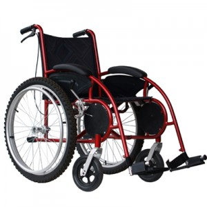 All-Terrain Outdoor Self-Propelled Wheelchair
