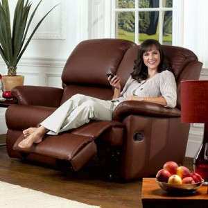 2 Seater Sofa Recliner Chair