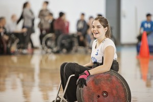 Active Sports in a Wheelchair