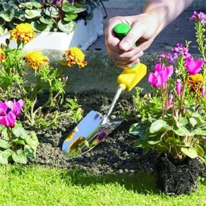 Easy-Grip Garden Trowel