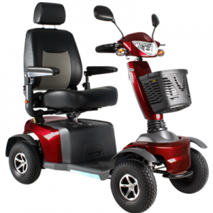 Travelux Discovery 6-8 Mpph Mobility Scooter