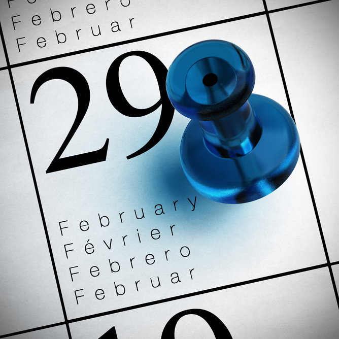 leap year _careco