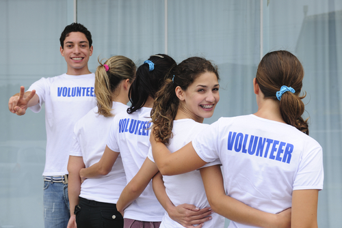 volunteering featured