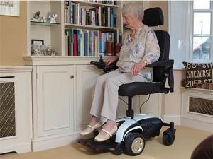 Travelux Venture Powered Wheelchair