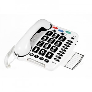 Mobility friendly Big Button Telephone