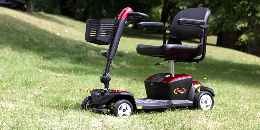 Budget Mobility Scooters