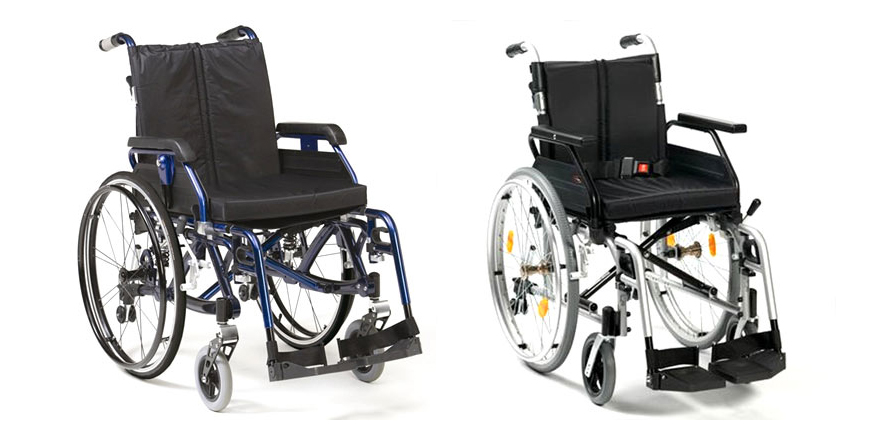 high end and luxury careco wheelchairs and their features