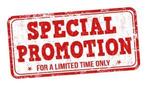 food shop special offer