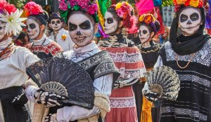 halloween day of the dead