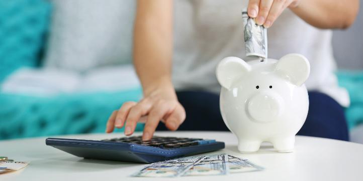 saving money vouchers
