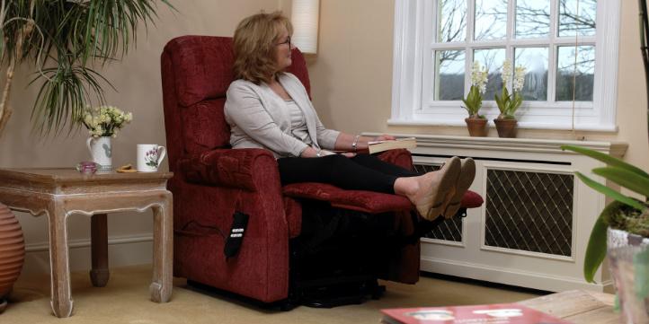 fabric leather riser recliner alternative