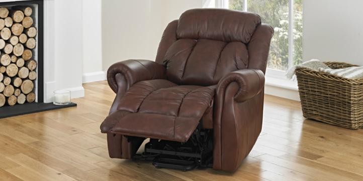 recliner types