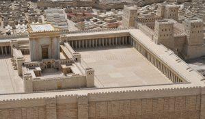hanukkah holy temple