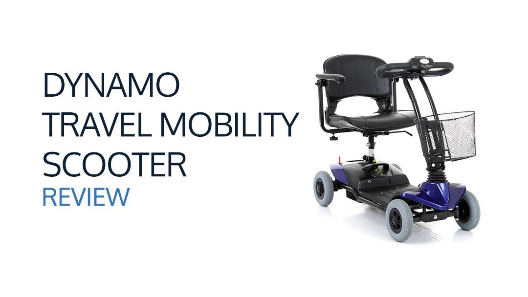 blog dynamo mobility scooter