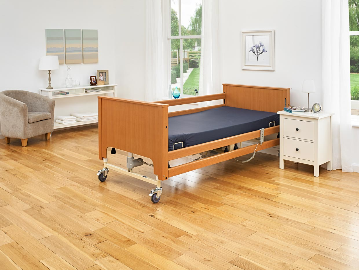 Juvo Adjustable Care Bed