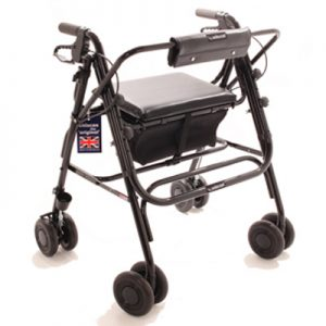 Uniscan Grand Rollator 19in