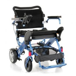 foldalite folding electric wheelchair