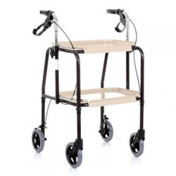 Deluxe Height Adjustable Trolley