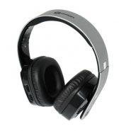 Amplified wireless bluetooth headset