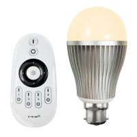 HASLED Colour Temperature LED Bulb with Remote Control