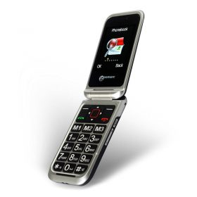 CL8500BT Clamshell Mobile Phone