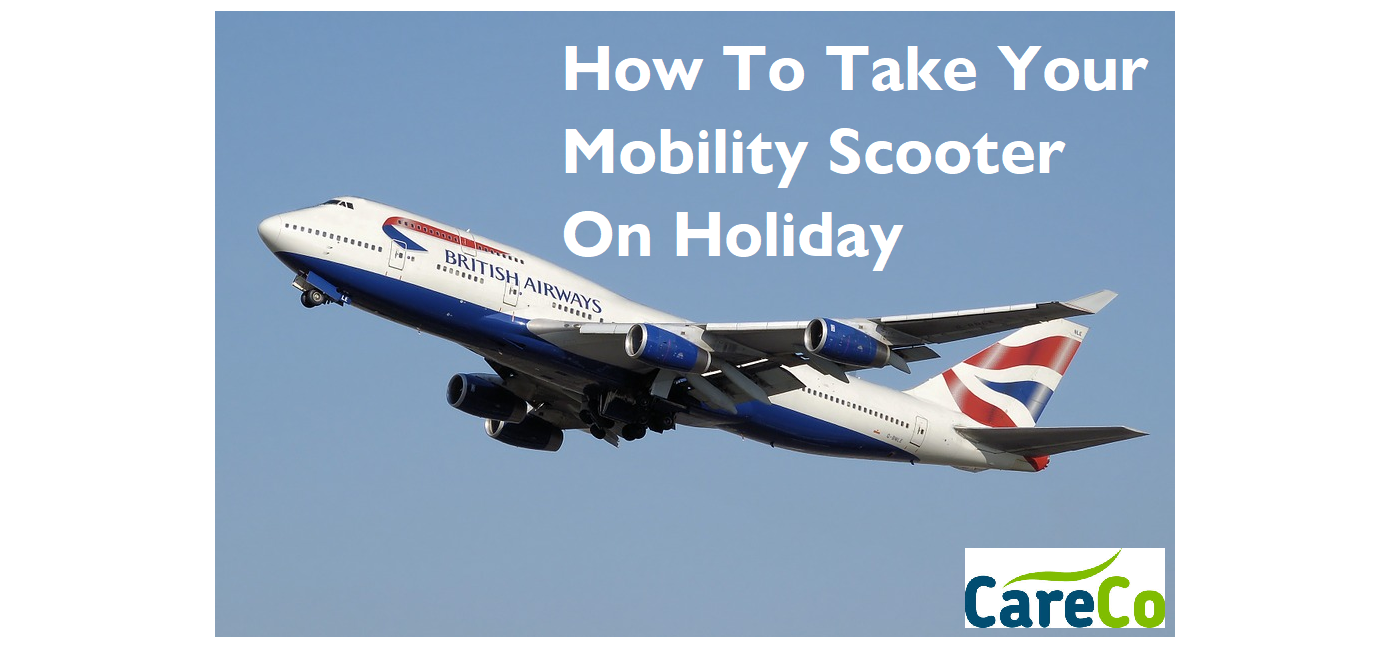 take your Mobility Scooter on holiday