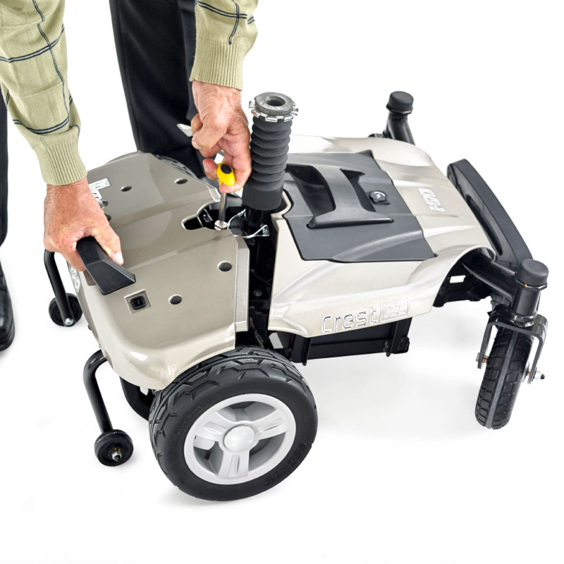powerchair maintainence