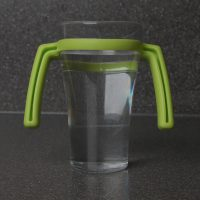 deluxe cup with handles