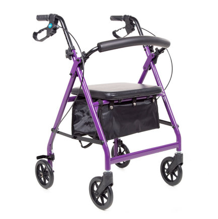 Secco 4 Rollator walking aid