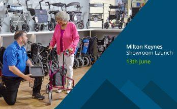 CareCo Milton Keynes Mobility Shop