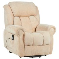 Cromwell Riser Recliner Chair with Heat and Massage