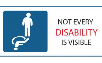 Hidden disability awareness