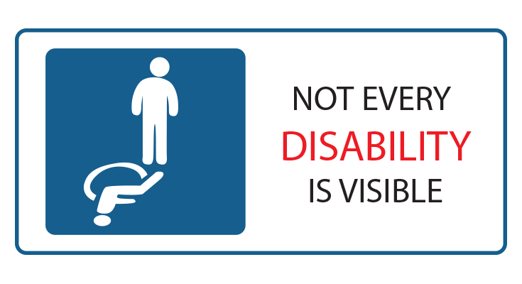 Hidden disability awareness