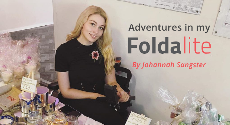 Johannah Sangster blog header