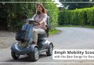 best 8mph mobility scooters with long range