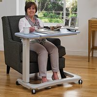 Easylift Split Top Table