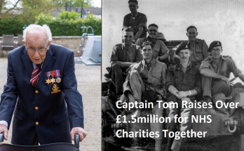 Captain Tom Charities Together