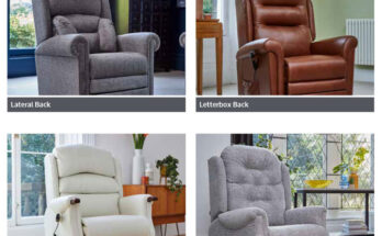 Chair Back Options