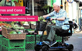 pros and cons on mobility scooters